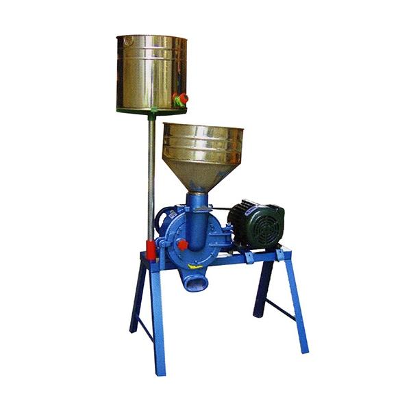 DF06- 皮帶式磨豆米機