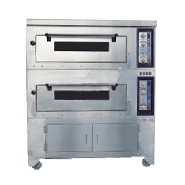 DF-641 二層四盤烤箱