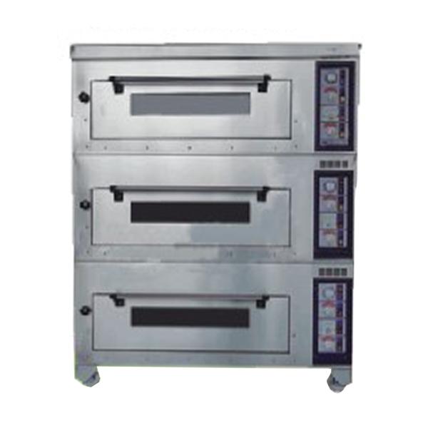 DF-642 三層六盤烤箱