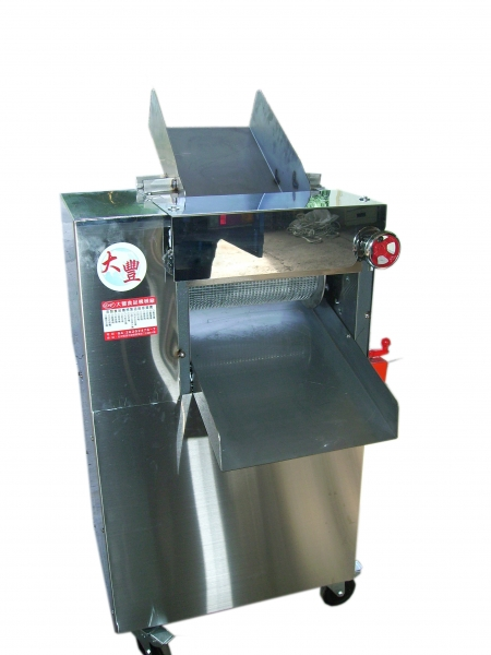 DF374-直立式壓麵皮機