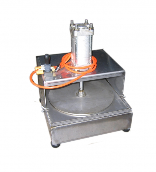 DF54-蔥油餅壓皮機